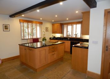 Thumbnail 4 bed barn conversion to rent in Lyndale Farm, Wrexham Road, Pulford CH4 9Dg