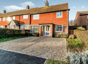 Thumbnail 2 bed end terrace house for sale in Rowan Close, Beaconsfield
