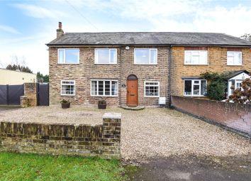Thumbnail 5 bed semi-detached house for sale in Uxbridge Road, Iver, Buckinghamshire