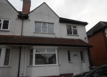 Thumbnail 3 bed property to rent in Linchmere Road, Warfield, Birmingham