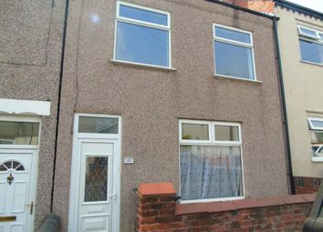 Thumbnail 3 bed terraced house to rent in Hardwick Street, Tibshelf, Alfreton