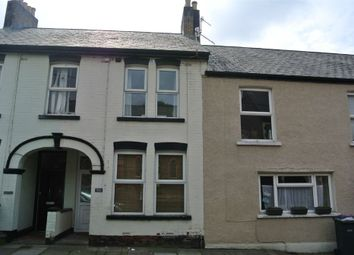 Thumbnail 2 bed terraced house for sale in Hanbury Road, Pontnewynydd, Pontypool