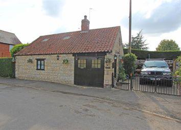 Thumbnail 1 bed cottage for sale in Glen Road, Castle Bytham, Grantham