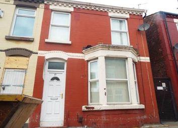 Thumbnail 3 bedroom terraced house for sale in Cretan Road, Wavertree, Liverpool, Merseyside