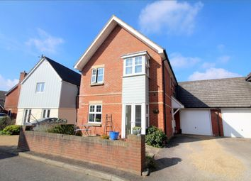 Thumbnail 4 bedroom detached house for sale in Hann Garden, Lytchett Matravers, Poole