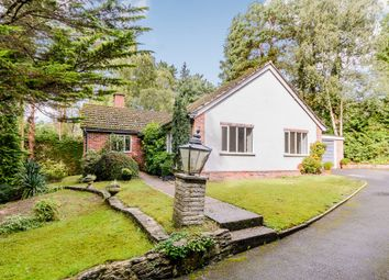 Thumbnail 2 bed detached bungalow for sale in Burnt Hill Road, Lower Bourne, Farnham