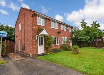 3 bed semi-detached house for sale in Rodney Way, Ilkeston DE7