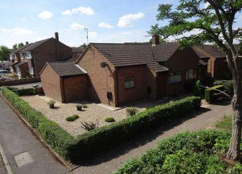 Thumbnail 2 bed semi-detached bungalow for sale in Edrich Avenue, Oldbrook, Milton Keynes