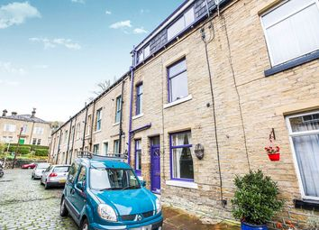Thumbnail 3 bed terraced house for sale in Sackville Street, Hebden Bridge