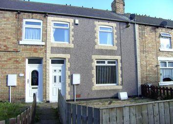 Thumbnail 2 bed terraced house to rent in Portia Street, Ashington