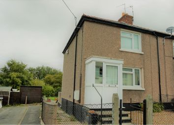 Thumbnail 2 bed semi-detached house for sale in Glanrafon, Abergele