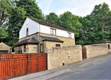 Thumbnail 4 bed detached house for sale in Windhill Old Road, Bradford