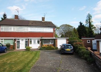 Thumbnail 3 bed semi-detached house for sale in Kingscote Hill, Crawley, West Sussex.