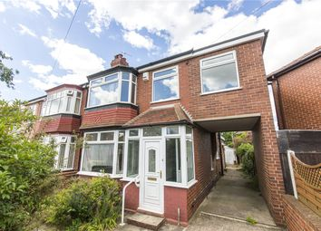 Thumbnail 3 bed semi-detached house for sale in Clifton Crescent, Doncaster