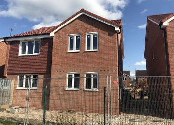 Thumbnail 2 bed semi-detached house for sale in Bosworth Way, Long Eaton, Nottingham
