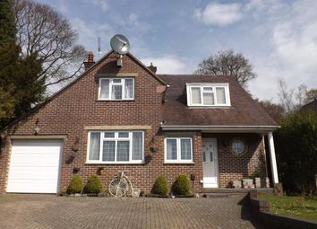 Thumbnail 5 bed detached house for sale in Bassett Green Close, Southampton