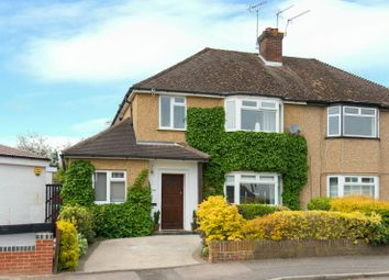 Thumbnail 3 bed semi-detached house for sale in Tudor Way, Rickmansworth, Hertfordshire