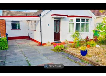 Thumbnail 2 bed bungalow to rent in Cheadle Hulme, Cheadle Hulme