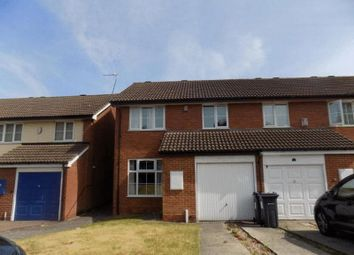 Thumbnail 4 bed semi-detached house to rent in Odell Place, Edgbaston, Birmingham
