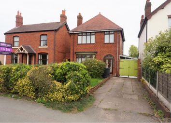 Thumbnail 3 bed detached house for sale in High Street, Burntwood