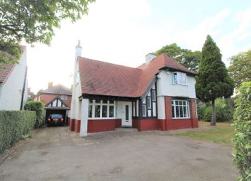 Thumbnail 3 bed detached house for sale in Loughborough Road, Ruddington