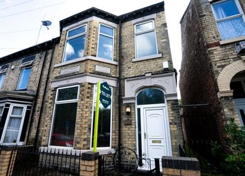 4 bed end terrace house to rent in Spring Bank West, Hull HU3