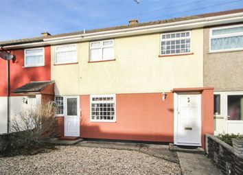 Thumbnail 3 bed terraced house for sale in Coombe Road, Moredon, Swindon