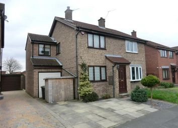 Thumbnail 3 bed detached house to rent in Pinfold Way, Sherburn In Elmet, Leeds
