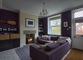 Thumbnail 2 bed cottage for sale in St. James Terrace, Samlesbury Bottoms