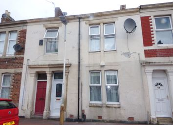 Thumbnail 2 bed flat for sale in Ripon Street, Gateshead