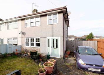 Thumbnail 3 bed semi-detached house for sale in Heol Pen Y Scallen, Swansea