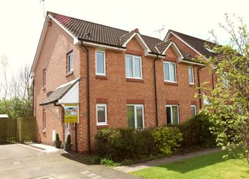 Thumbnail 2 bed semi-detached house for sale in Collochan Drive, Dumfries