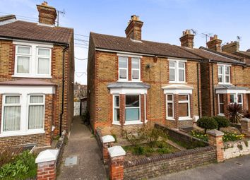 Thumbnail 3 bed semi-detached house for sale in Norman Road, Faversham