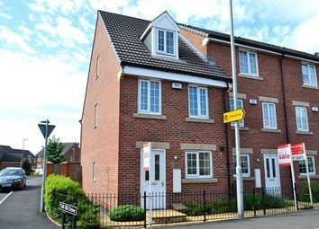Thumbnail 3 bed town house to rent in Holywell Lane, Castleford