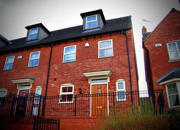 Thumbnail 4 bed property to rent in Radleigh Grange, Woodville, Swadlincote, Derbyshire