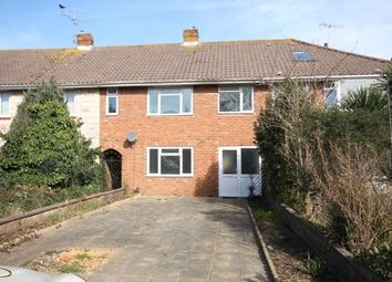Thumbnail 4 bedroom terraced house to rent in Dominion Road, Worthing