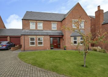 Thumbnail 5 bedroom detached house for sale in Orton Fields, Bramcote, Nottingham