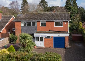 Thumbnail 4 bed detached house for sale in Kenelm Road, Clifton-On-Teme, Worcester