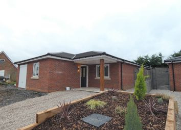 Thumbnail 3 bed detached bungalow for sale in Plot 1, Dunkirk Lane, Leyland