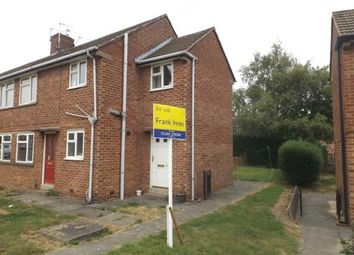 Thumbnail 1 bed flat for sale in Kirkstone Road, Newbold, Chesterfield, Derbyshire