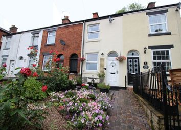2 bed terraced house for sale in Park Road, Leek ST13