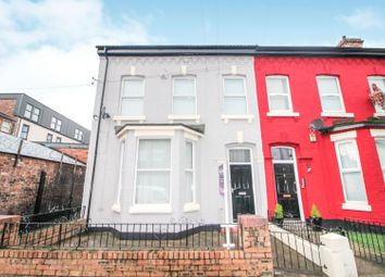 Thumbnail 4 bed semi-detached house for sale in Clifton Road, Liverpool