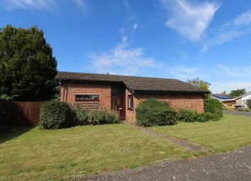 Thumbnail 3 bed bungalow for sale in Caudle Avenue, Lakenheath