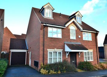 Thumbnail 5 bed detached house for sale in Brantwood Close, Westcroft, Milton Keynes