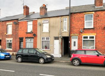 Thumbnail 2 bed terraced house for sale in Woodseats Road, Sheffield