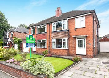 Thumbnail 3 bed semi-detached house for sale in Houghton Lane, Swinton, Manchester