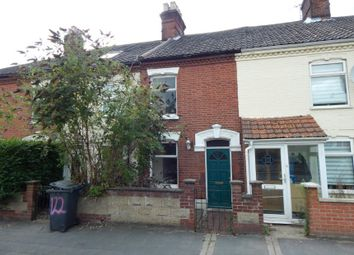 Thumbnail 3 bed terraced house for sale in 124 Silver Road, Norwich, Norfolk