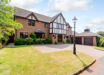 Thumbnail 5 bed detached house for sale in Fairway Rise, Kenilworth, Warwickshire