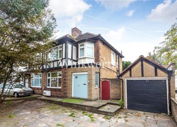 Thumbnail 3 bed flat for sale in Watford Way, London
