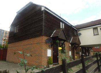 Thumbnail 1 bed end terrace house for sale in Peacock Mews, Springvale, Maidstone